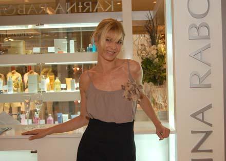 Karina Rabolini en local